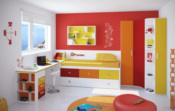 phòng trẻ em