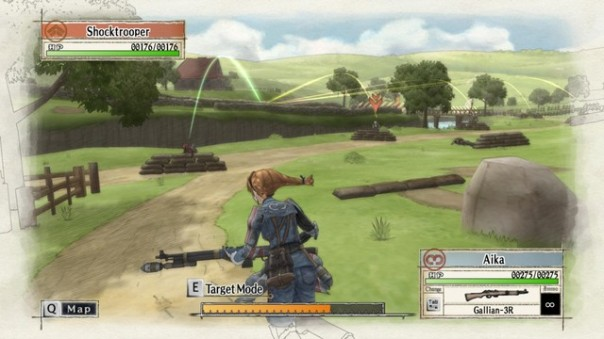 Valkyria Chronicles2